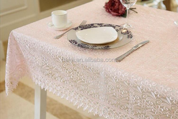 Gratis Haak Tafelkleed Patronen Stof Tafelkleed Voor Restaurant
