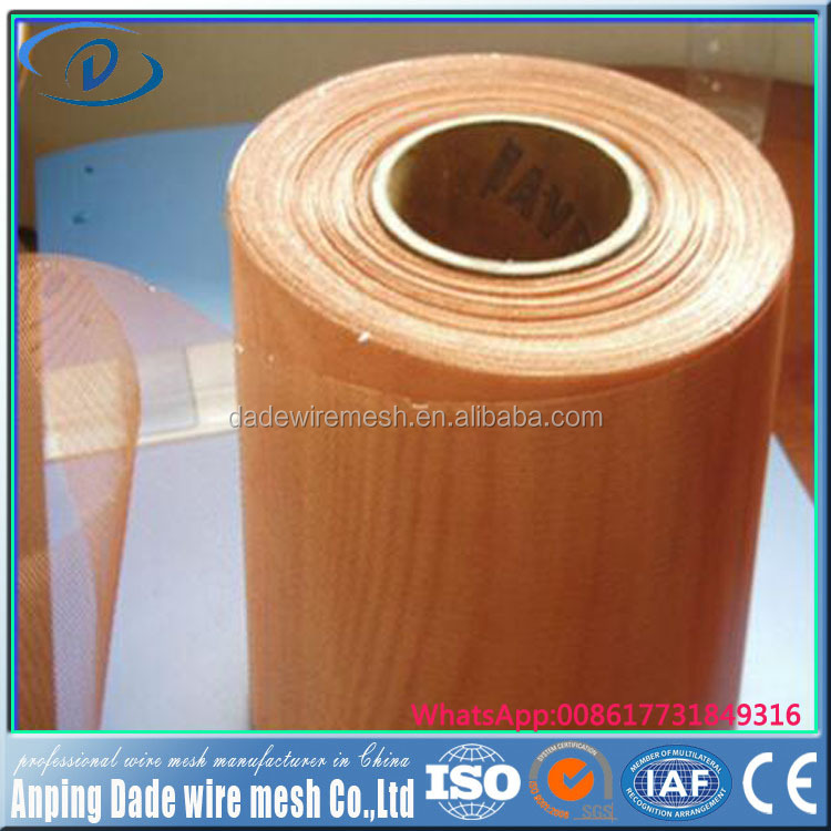 China supplier wholesale fine copper mesh copper wire mesh pure copper mesh price of red phosphorus