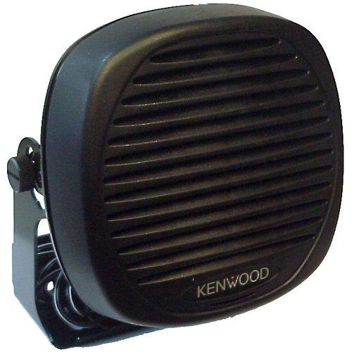 Kenwood Original KES-5 External Mobile Speaker - Max. Input Power: 40 Watts, Impedance: 4 Ohms