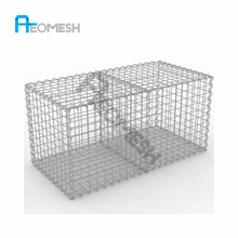 Galvanized Welded Wire Mesh/Gabion Inox Box/Gabion 3*3 Galvanized Welded Wire Mesh 2x2 Galvanized Welded Wire Mesh