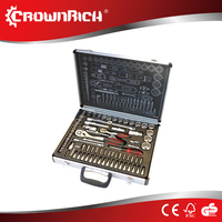 80PCS Mechanical /New Style /Small Aluminum Tool Box Set