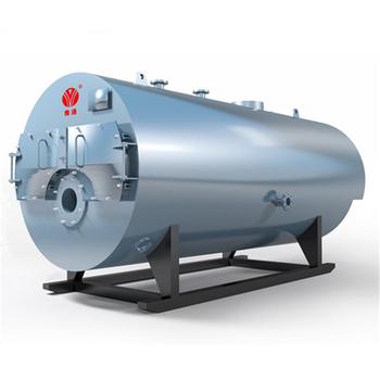 Horizontal Fire Tube Oil / Diesel Fired Hot Water Boiler Heater For ...