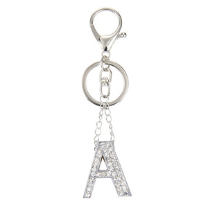 Z Letter Keychain 2736d0683
