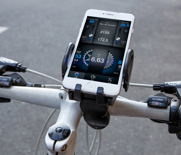 Bike Phone GPS holder for Road bicycle cell phones accessories holders mount for samsung