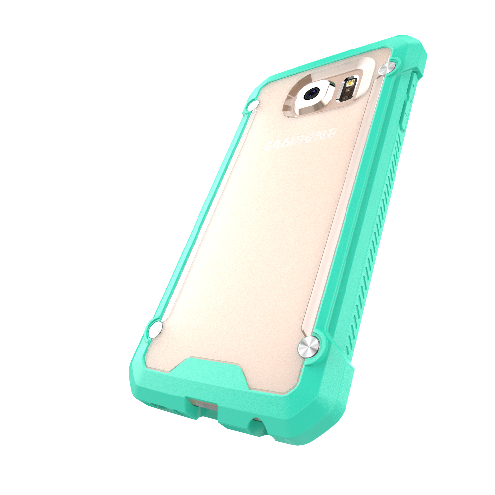 OEM Factory China Crystal TPU Case With Hard Plastic Clear Cell Phone Case For Iphone 7 Transparent Price