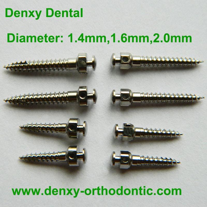 Denxy Dental Manufacturer Stainless Steel Implant Orthodontic Mini ...