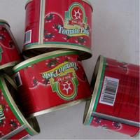 Cheap price of food tin can tomato paste / sauce / ketchup in drum
