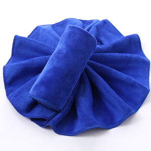 Best selling microfiber car washing towel towels with brush high quality