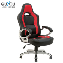 Hot Selling PC Gaming Leather Swivel Chair Racing Style Office Chair Bed