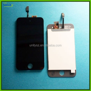 Fast delivery time For iPod touch 4 compatible brand lcd touch screen