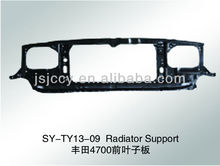 GOOD PRICE AND HIGH QUALITY TOYOTA 4700 RADIATOR SUPPORT