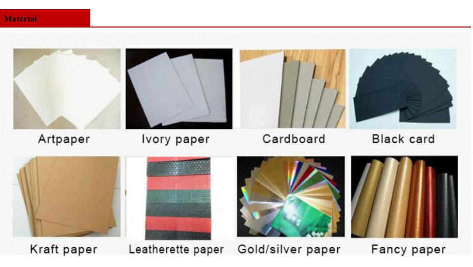 Shinelee OEM 70g houtvrij papier notebook, nota boek voor scholl