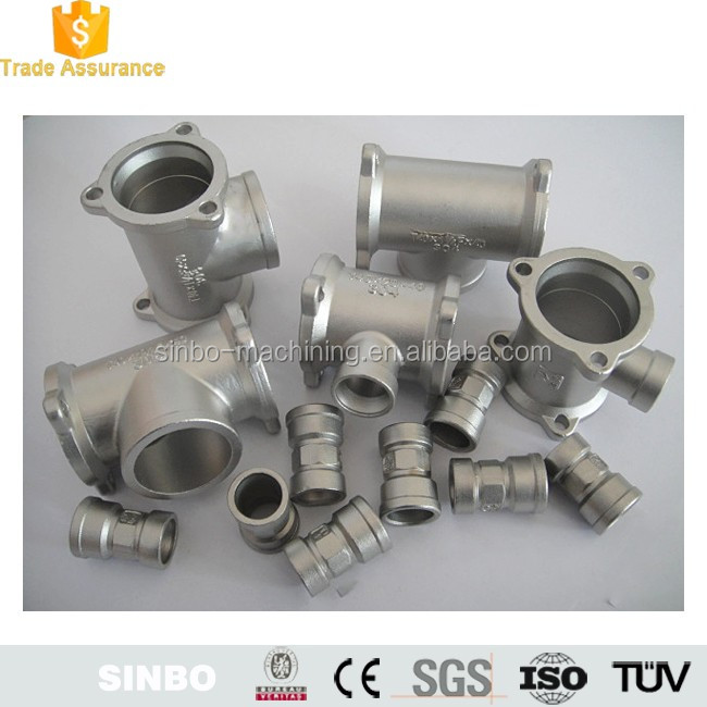 High quality manufacturer in China for pressure Aluminum Die Casting Parts