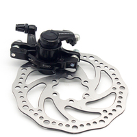 Aluminum Alloy Mountain Bikes Brakes BMX Mechanical Mtb Bmx Bicycle Disc Brake For Bike