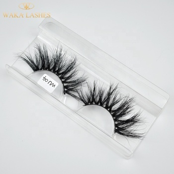 5 Pairs Natural False Eyelashes / Long Handmade Makeup Eye Lash / false eyelash pack