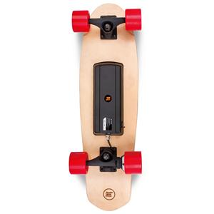 Four Wheel Electric Skateboard 4 Wheel Remote Control Electric Scooter Longboard Detachable