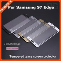 New Arrival! S7 edge screen protector