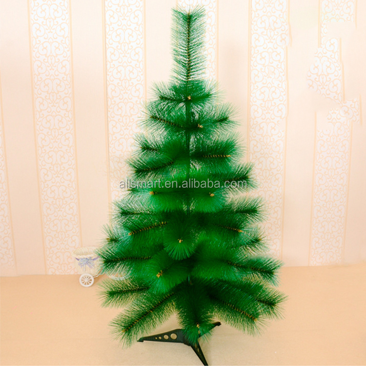 Provided 5.5m Green Pine Needle Rattan Vine Christmas Pendant Decoration Ornaments Xmas Party Hanging Tinsel Green Leaf Garden Xmas Sale Attractive Designs; Artificial Decorations