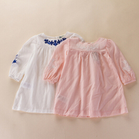 Z88554A wholesale kids clothes fancy tops for girls children's t-shirt wear t shirts