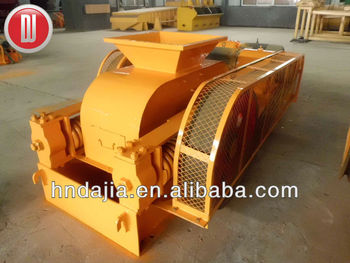 Double Roller Crusher for Clay Crushing
