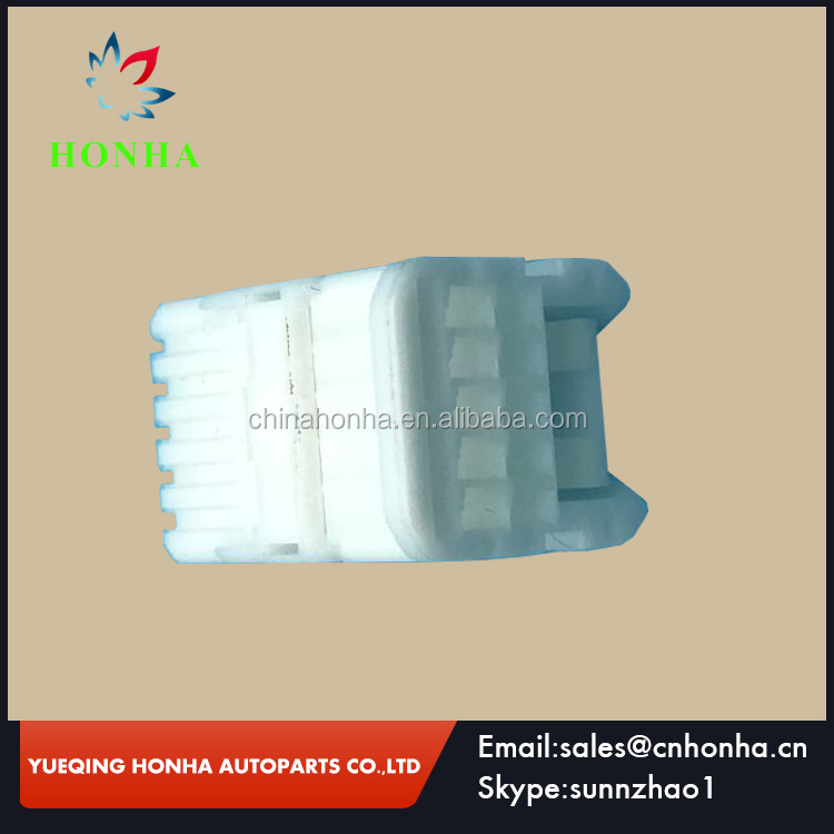 10 pin white Sumitomo female auto wire harness connector electric automotive connector 6098-3909