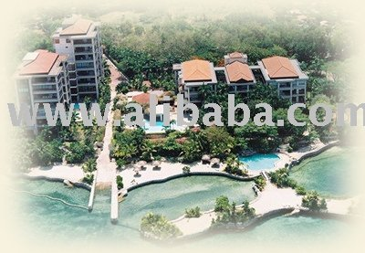 Retirement Beach Resort Condo, Furnished 2-Bedroom, Mactan Island, Cebu