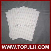 wholesale price high quality t shirt heat press sublimation paper
