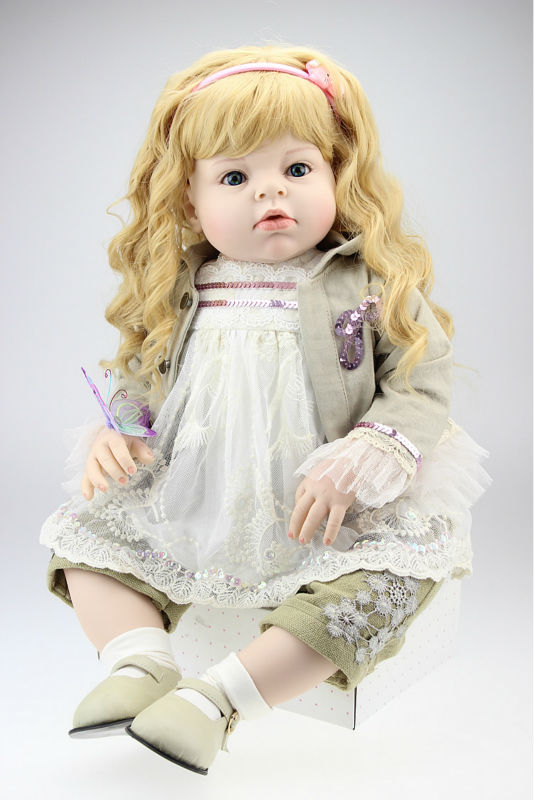 Npkdoll Toddler Reborn Baby Doll Princess Arianna 28