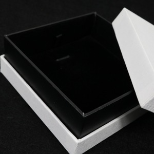 Customized Square Luxury Packing jewelry Box For Jewelry Product
