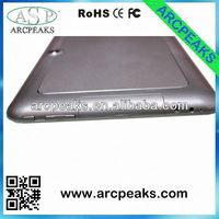 9 inch MTK6577 touch screen tablet pc for taxi