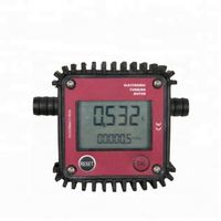 Factory Promotions K24 Electronic Flow Meter Water Flowmeter Oil Counter