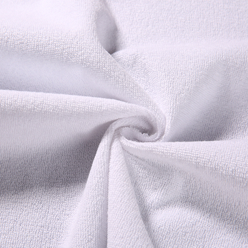 China PUL cotton fabric manufacturer supplies 80% cotton and 20% polyester terry cloth and TPU laminated fabrics -160GSM