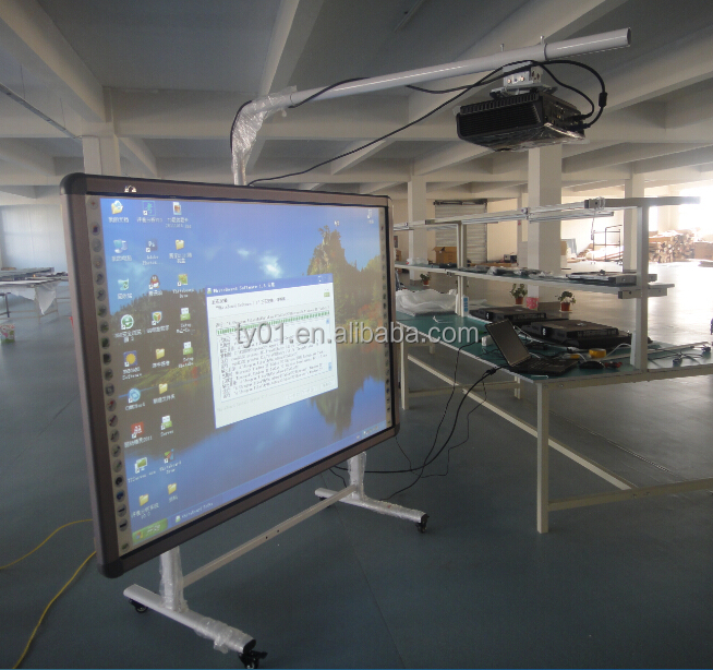 cheap infrared smart board with cheap projector