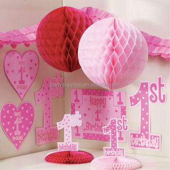 Honeycomb Ball Decorations Pleasing Pink Tissue Paper Honeycomb Balls Hanging Flower Balls For Party Inspiration Design