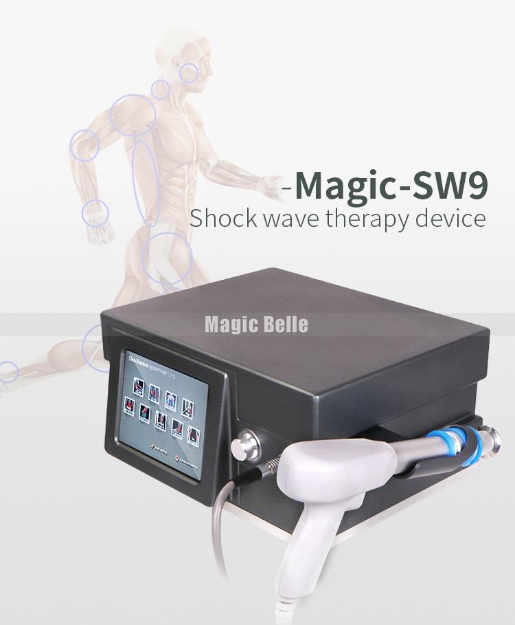 terapia de pulso electromagnético para la impotencia