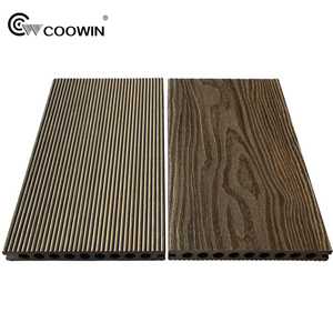 China Good Prices Prefab Composite Wpc Decking