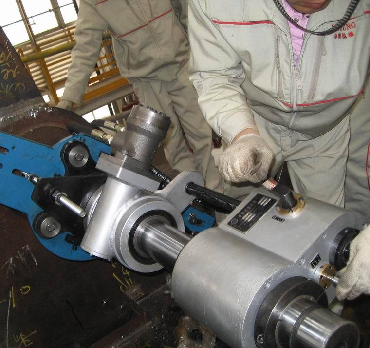 Portable In Line Boring Machine Horizontal Boring Machine