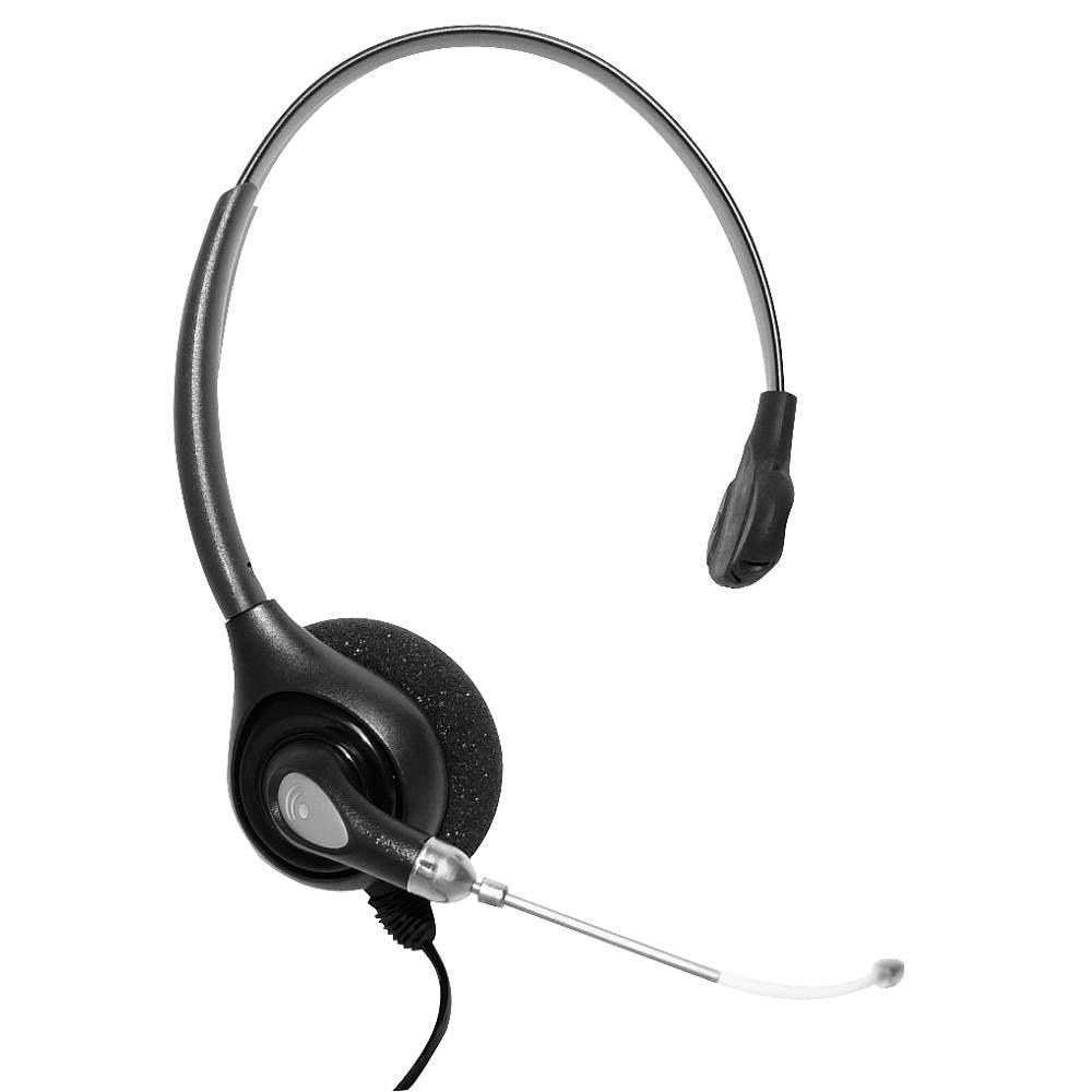 PLNHW251 - Plantronics SupraPlus HW251 Wideband Monaural Headset
