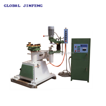 JF Glass inner and outer circles edging machine manufacturer China Factory