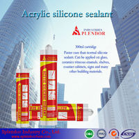 Acetic silicone sealant; gap filler; drum sealant