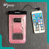 New Style floating mobile phone waterproof bag cover