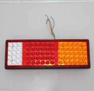 High quality 24V flexible led truck stop tail light