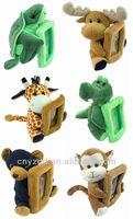 Baby Photo Frame Toy/Plush Animal Toys Photo Frame