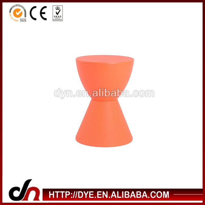 Short wholesale 2015 kids bar stool,lovely bar stool,orange bar stool