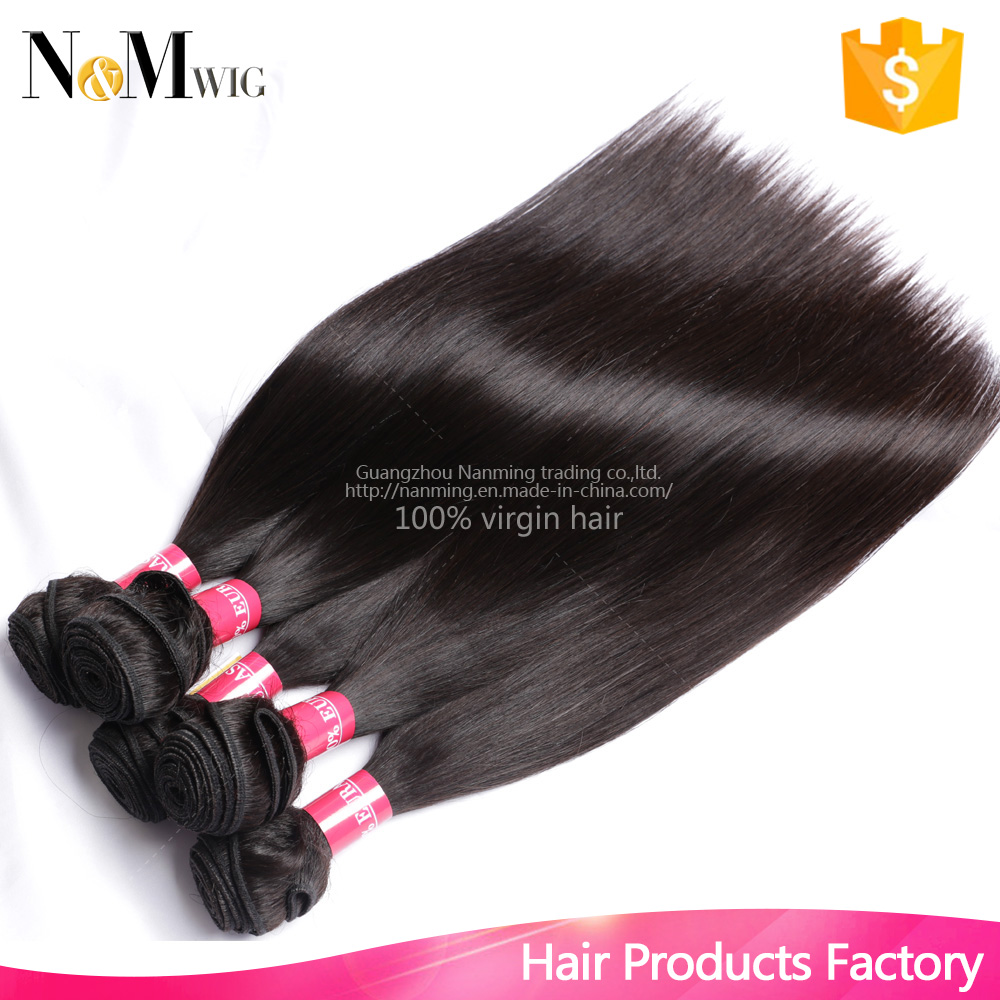 Grade 7A Virgin Hair Unprocessed Eurasian Straight Hair 4Pcs Lot Natural Color Dyeable c European Virgin Hair
