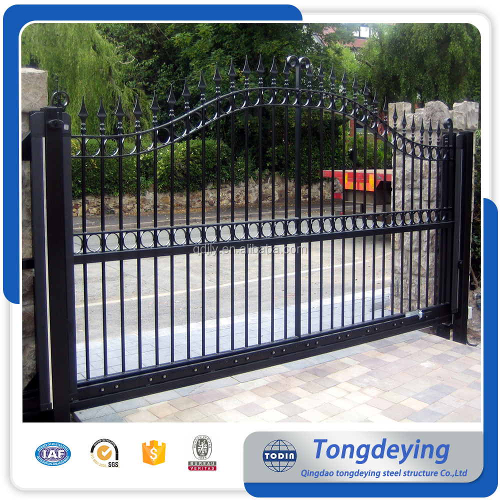 House Iron Gate Design, House Iron Gate Design Suppliers And Manufacturers  At Alibaba.com