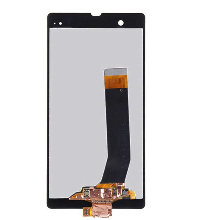 high quality mobile phone lcds for sony xperia z1 lcd touch screen assembly replacements display touch screen for sony z1 lcds