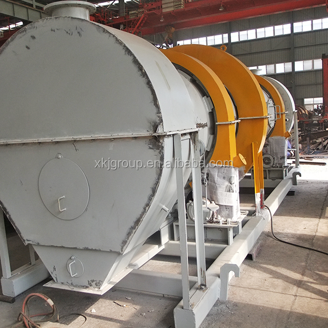 Industrial china small capacity sand rotary dryer with high quality