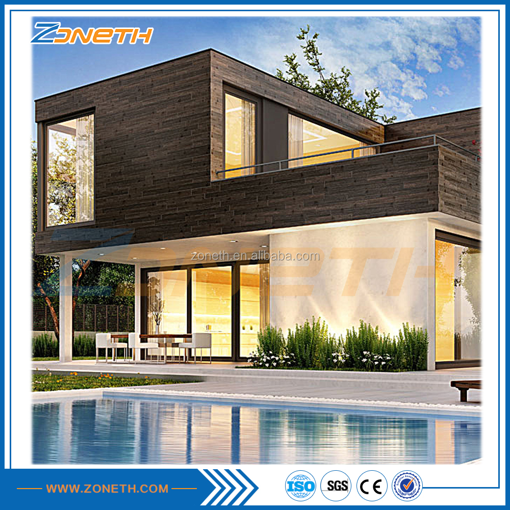 Cheap concrete portable steel prefabricated houses for turnkey