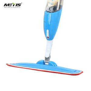 Household cleaning tool floor spray hand free flat mop instant atomization and dry Spray mop ,360 Microfiber Spray Mop